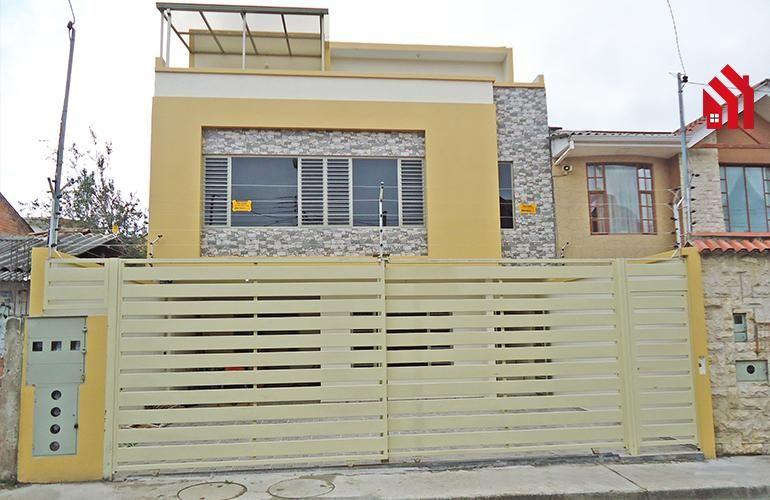 "P1172 l Casa Rentera de Venta por Estrenar Sector""Avenida Loja""269.000"