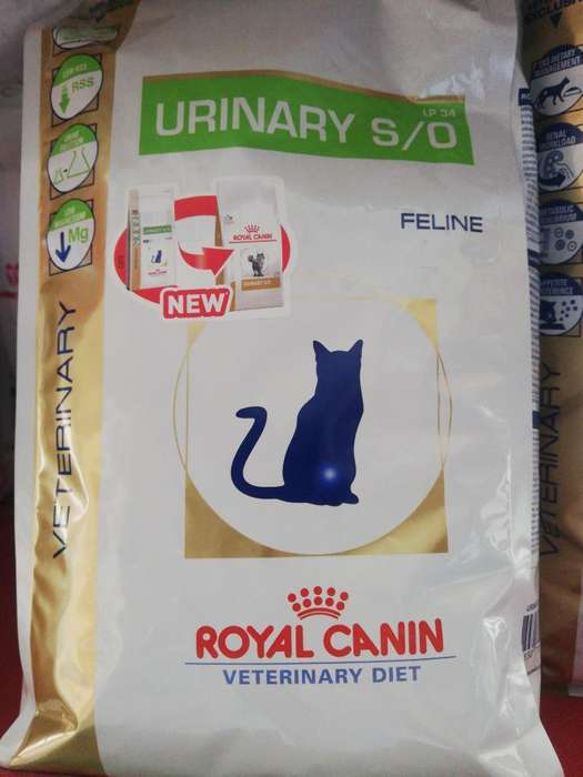 Urinary Gatos Felino Feline 1.5kg Royal