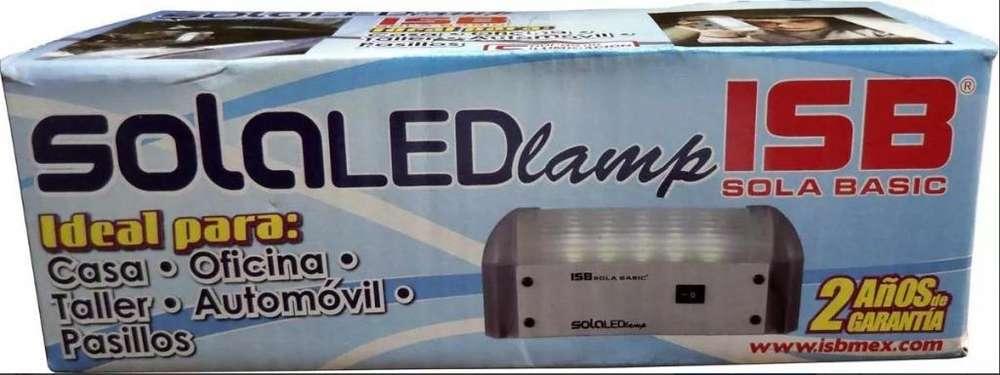 Lampara Emergencia Ledlamp 5hrs 200l Lep-06-30l Sola Basic