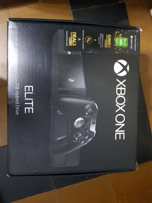 Xbox One Elite Edicion Limitada de 1tb
