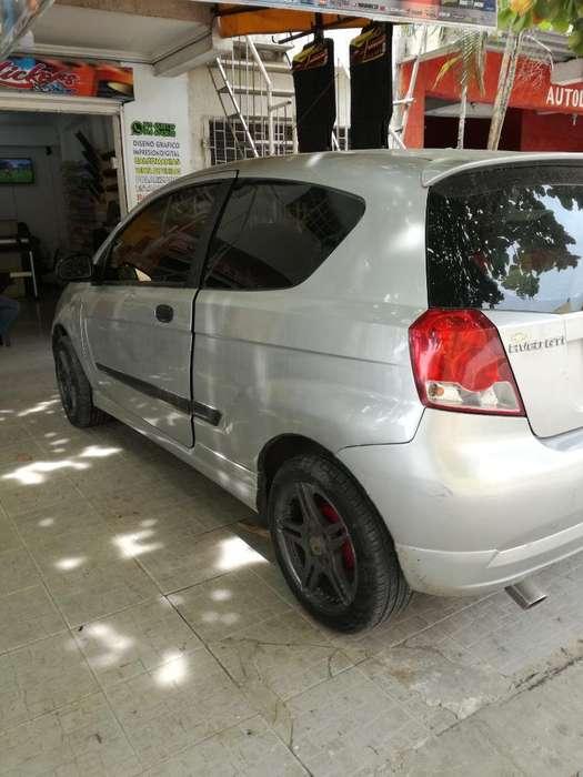 Chevrolet Aveo 2007 - 120000 km