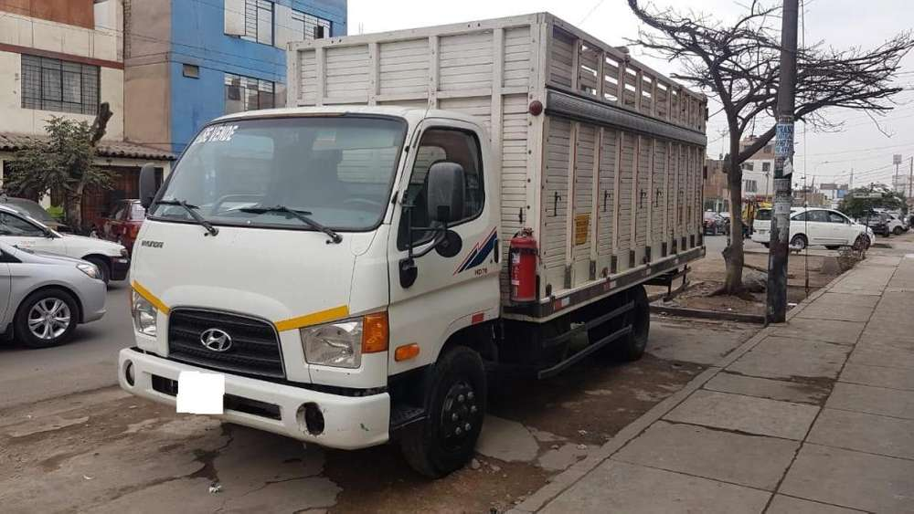 Hyundai Otro 2014 - 79000 km