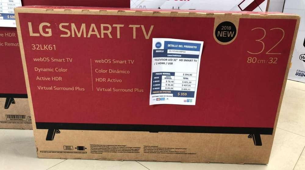 Smart Tv Lg 32 Hd