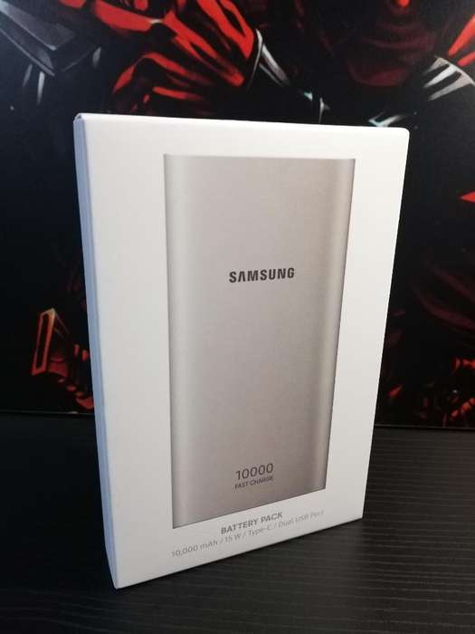 Power Bank Samsung 10000 Mah 15w