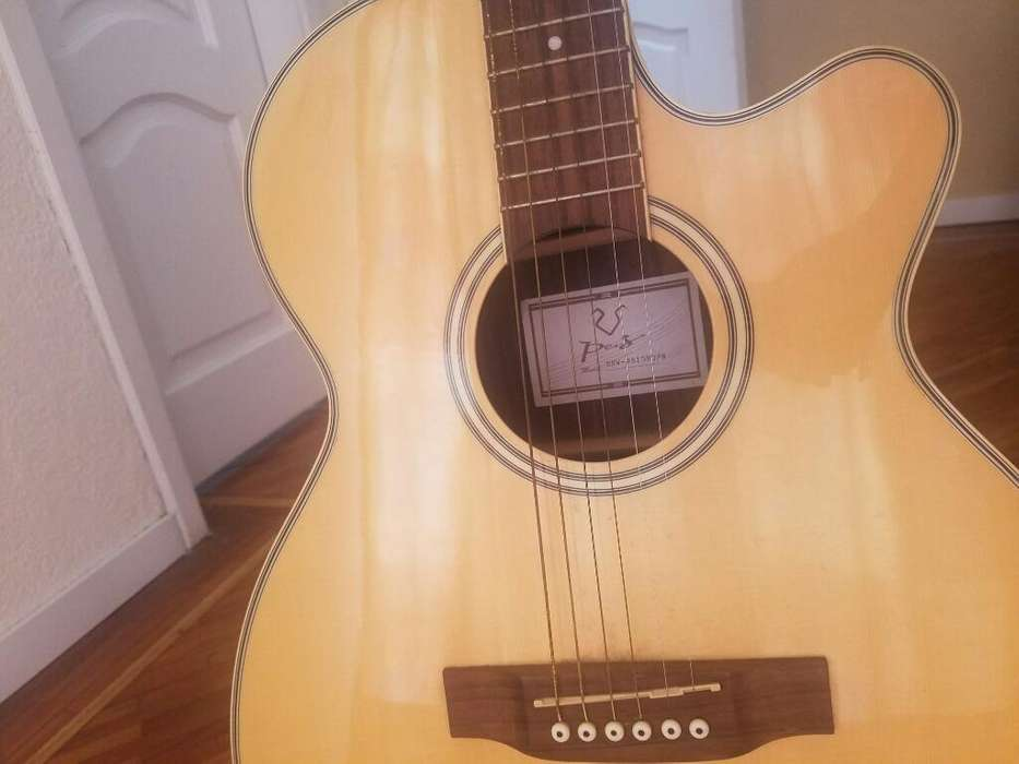 Guitarra Electroacústica Pers