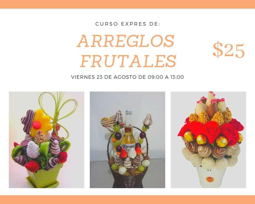 Curso De Arreglos Frutales Ecuador Clases Cursos Ecuador