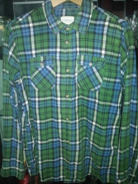 Camisa Cheroke Talla S