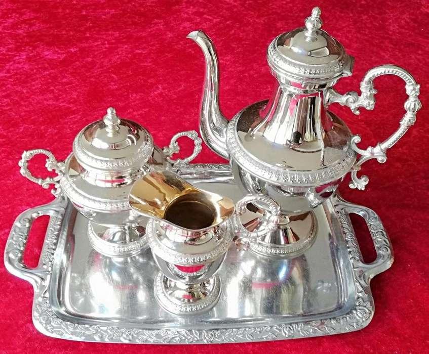 Antiguo juego de te o cafe