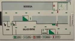 CASA BODEGA Y OFICINAS /ARRIENDO- VENDO  con la mejor ubicacion. 18-00032