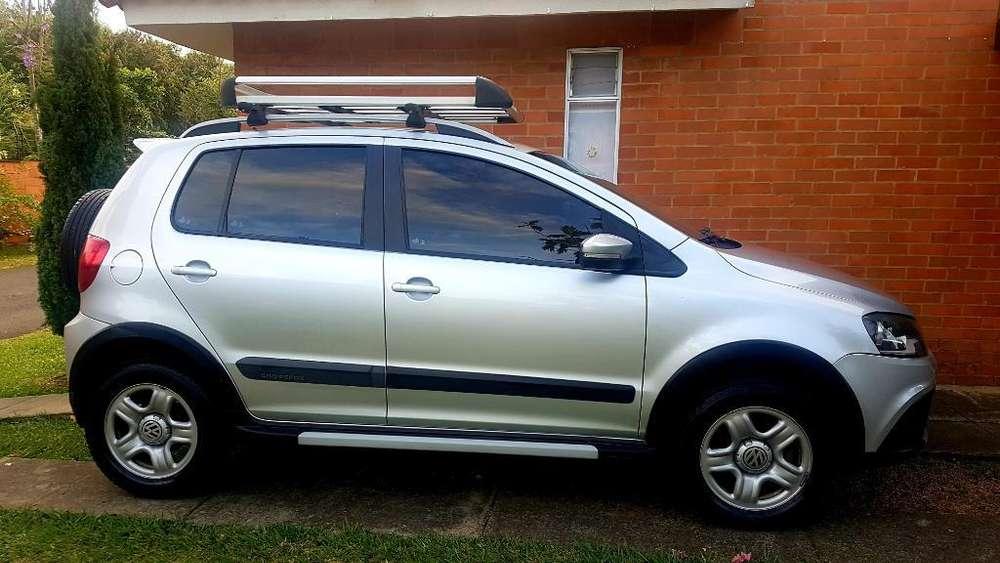 Volkswagen Crossfox 2013 - 126000 km