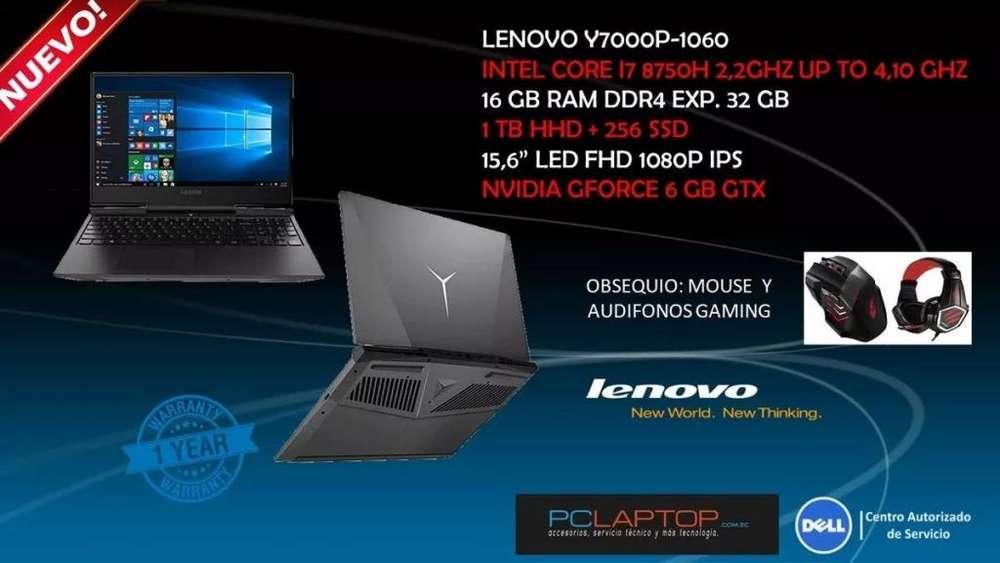 Nueva Lenovo Y7000