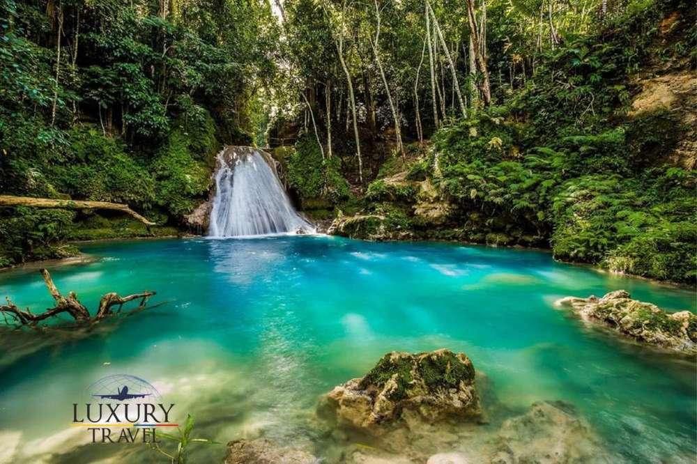 Vacaciones hermosas en Jamaica