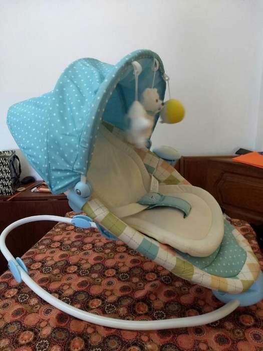 Silla Mecedora Baby One