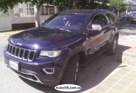 <strong>jeep</strong> GRAND CHEROKEE 2013 - 73000 km