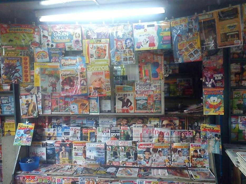 vendo para de diarios y revistas sobre avenida URGENTE!!!!