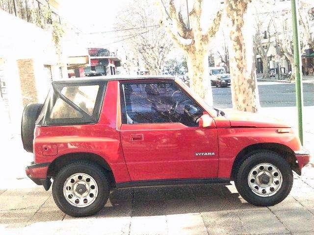 Suzuki Vitara 1991 - 80000 km