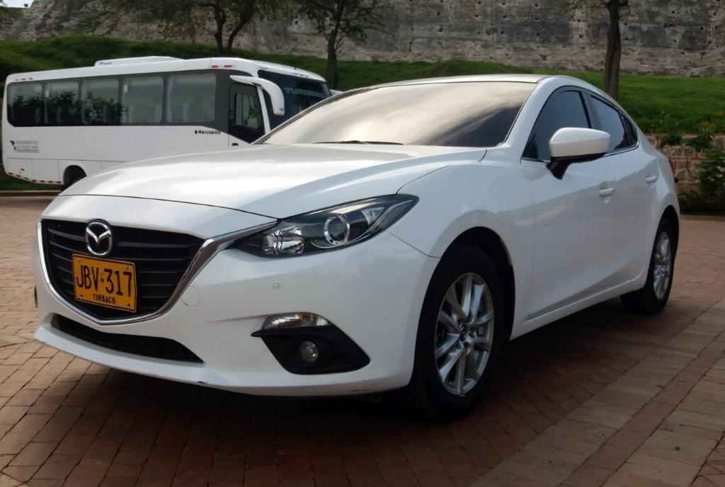 L.m Autos Vende Mazda 3 Touring Automati