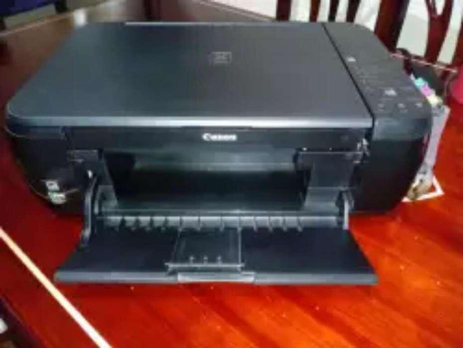 Impresora Cannon Mp280 Tinta Continua