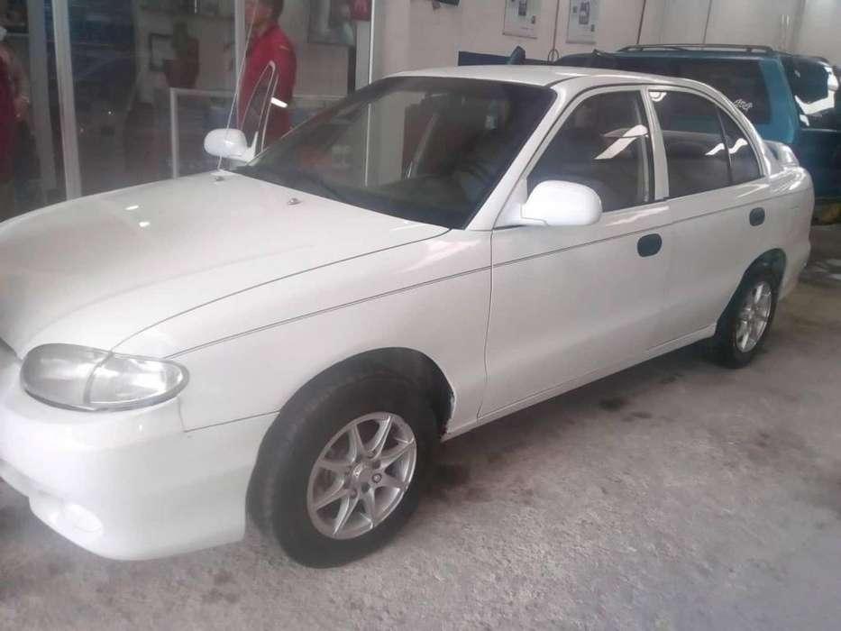 Hyundai Accent 1998 - 115000 km