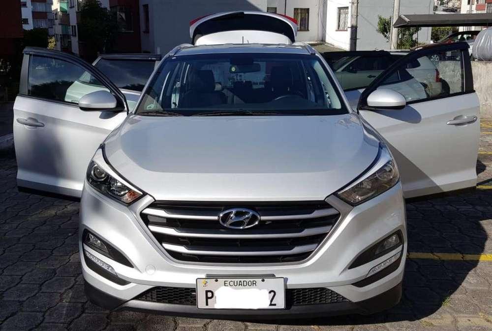 Hyundai Tucson 2018 - 13000 km