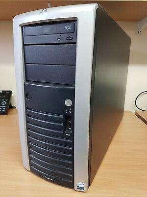 Gamer o diseño para Doble XEON 1.900.000 SERVIDOR HP PROLIANT ML 150
