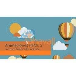 Video Curso crea Infografia Adobe Edge Animate Referencia SKU: 932