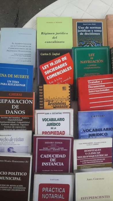 Libros de Abogacia