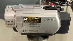 Camara Sony Handycam Dcr-Sr300