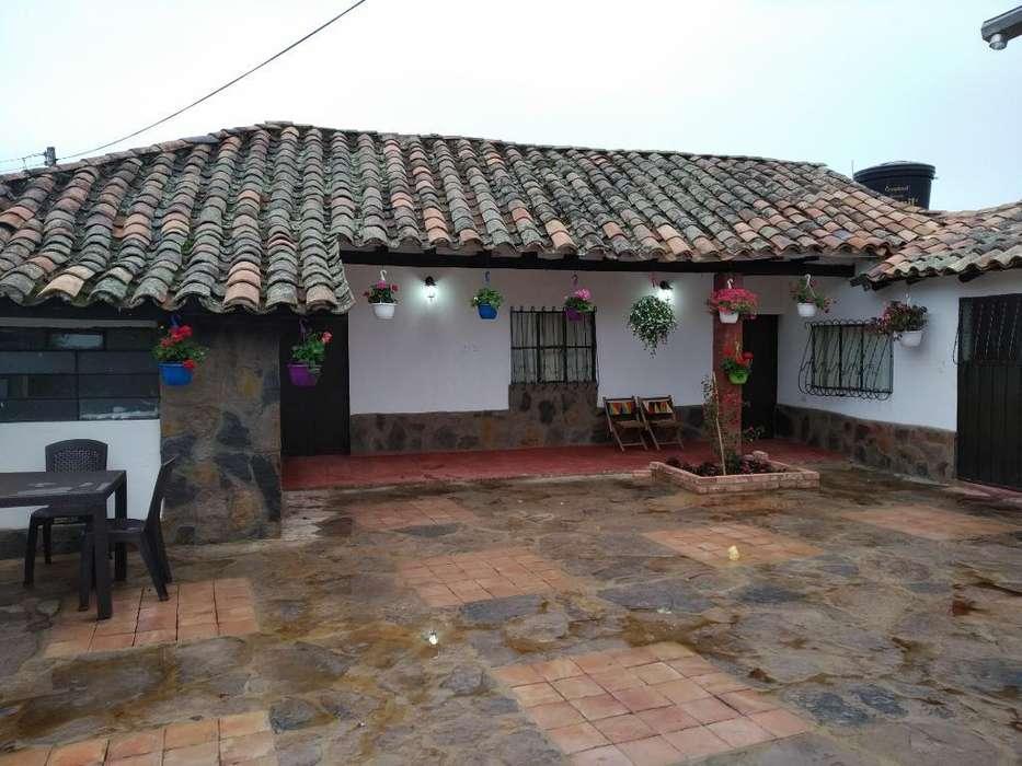 Alquilo Cabañas Paipa Boyacá Hacienda La
