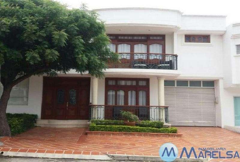 Casa En Venta En Cúcuta Vía Club Tennis Cod. VBMAR-2637