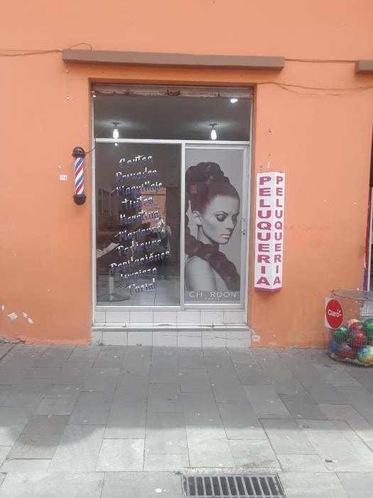Vendo Hermosa <strong>peluqueria</strong>