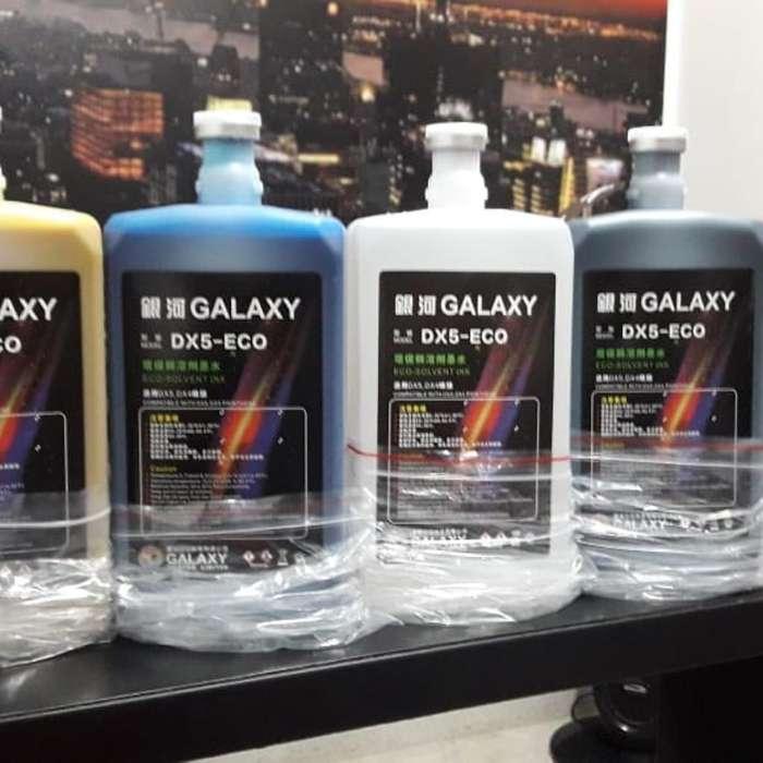 Tintas Galaxy Ecosolventrs