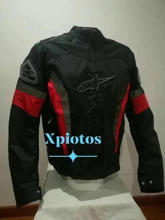 Chaqueta de Protección para Motociclista