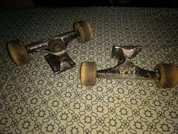Trucks Destructor Skate Bambaqueños