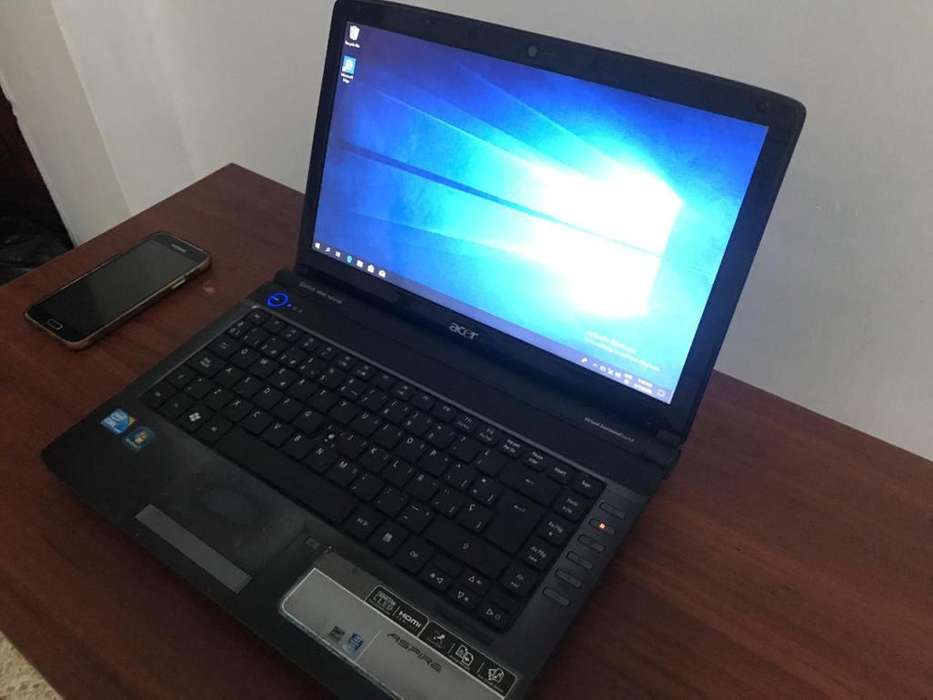 Laptop Acer Aspire 4740