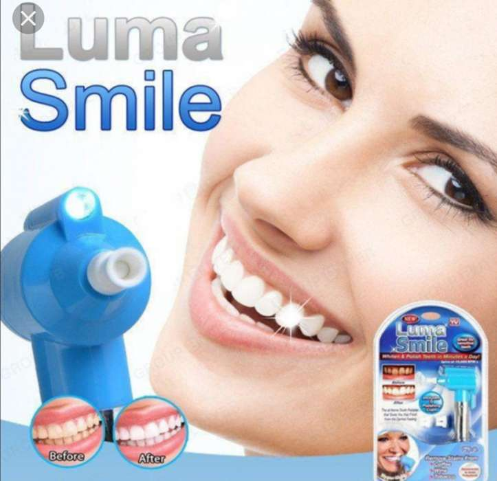 Luma Smile Blanqueador Dental