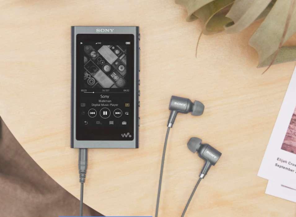 Reproductor Sony Walkman Hi-res Audio De 16gb - Nw-a55hn