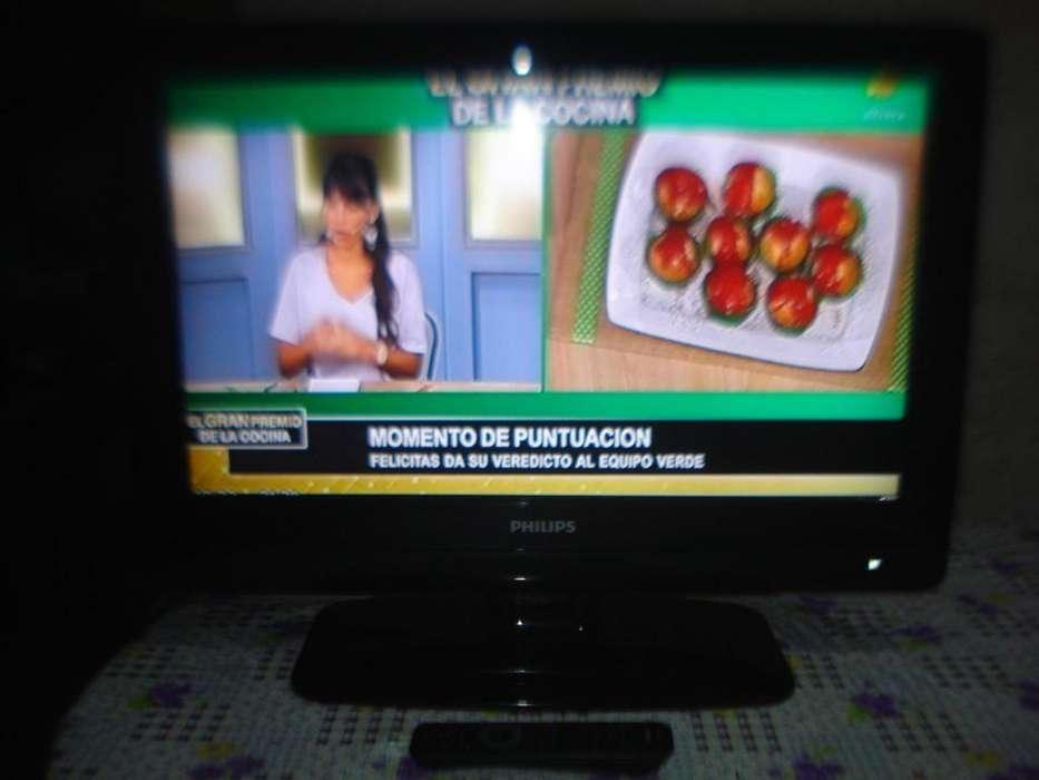 <strong>televisor</strong> Tv Color Lcd 26 Philips 26pfl3404/77 C/ctrl Origin