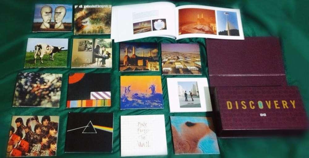 Pink Floyd Colección Discovery