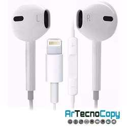 Audífonos iPhone 7, 8, X