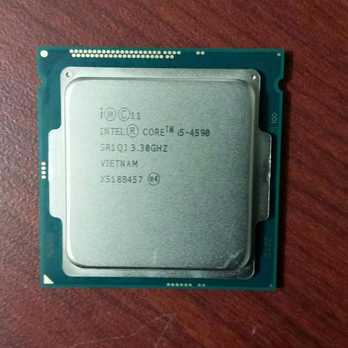 Procesador Intel Core I5 4590