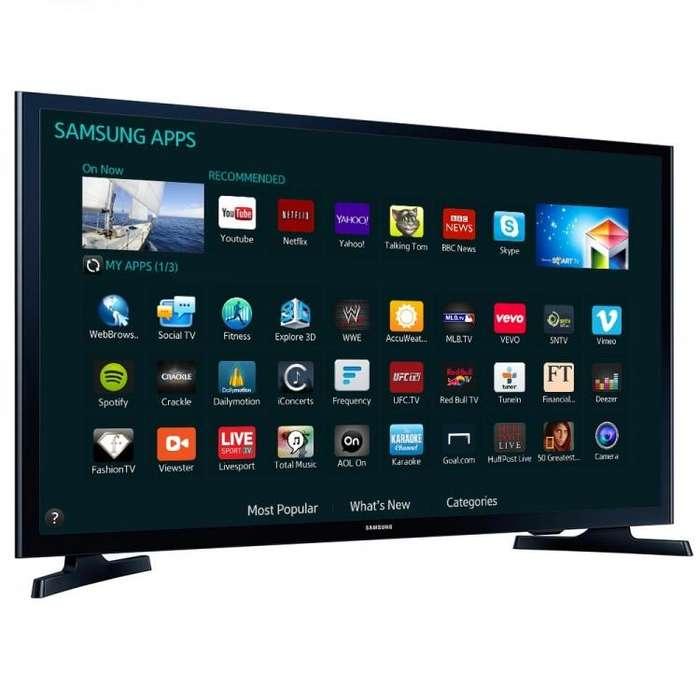 TELEVISOR SAMSUNG 32 HD SMART TV 2018