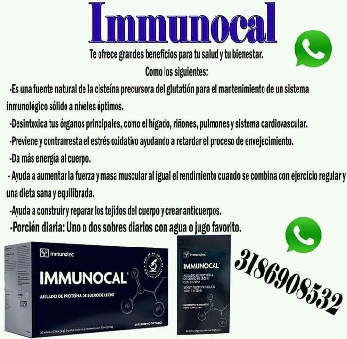 Mejora Tu Salud con Immunocal