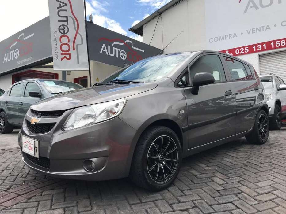Chevrolet Sail 2014 - 65000 km