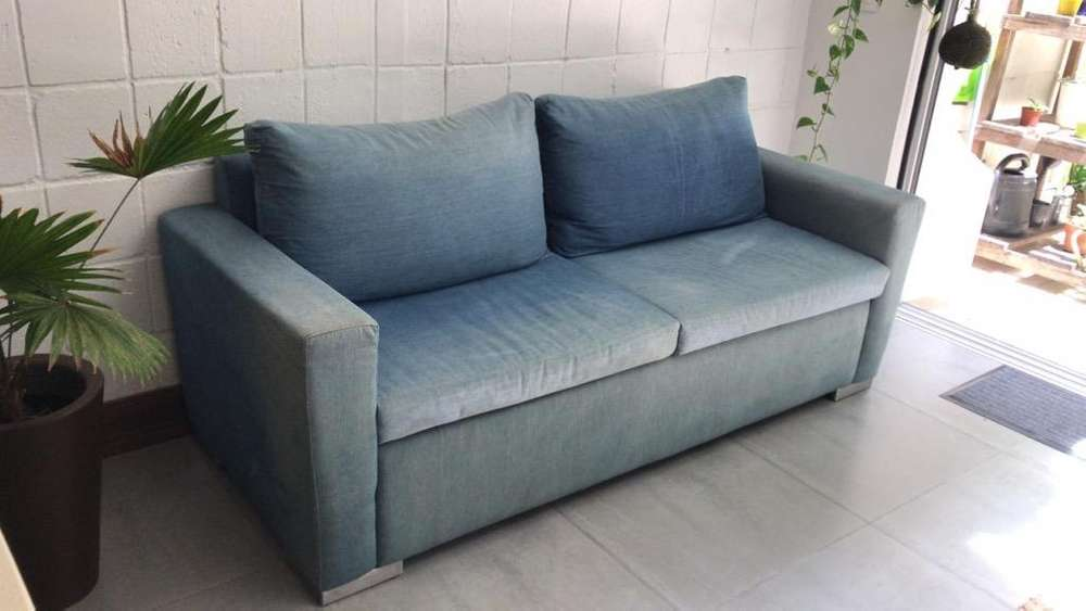 Mueble en Tela Indigo