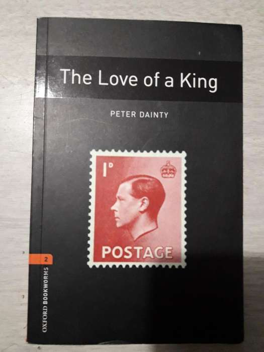 The Love Of a King Peter Dainty