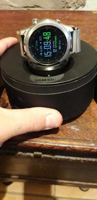 Samsung Gear S3 Classic Impecable