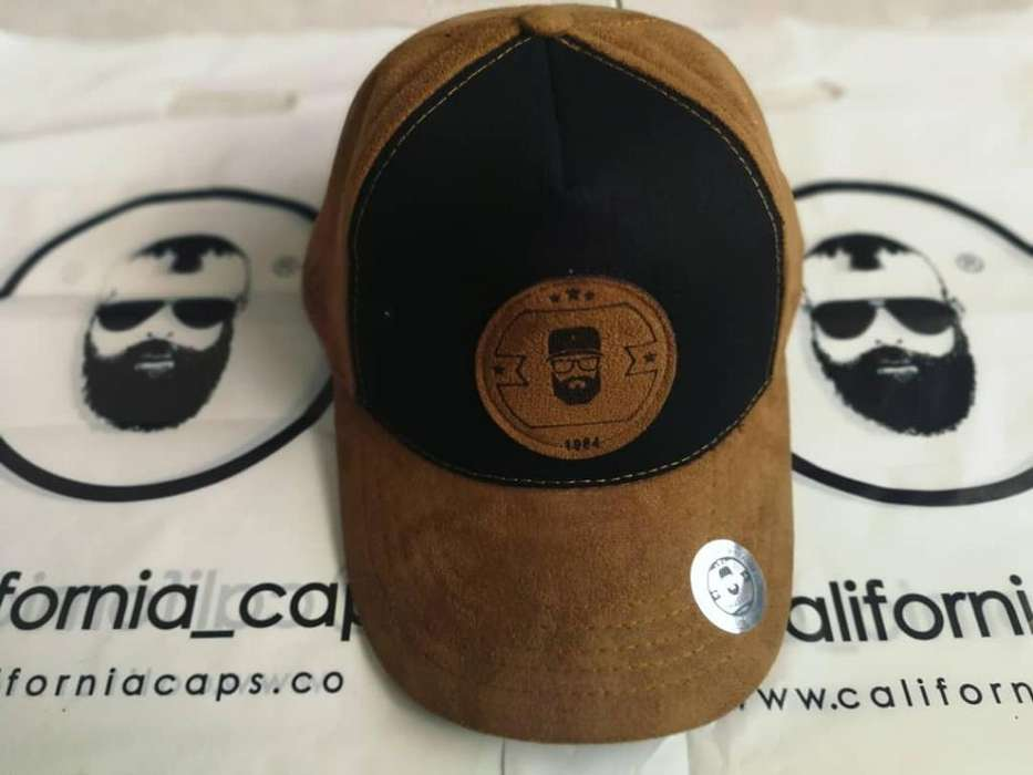Gorras Beard Caps Y California
