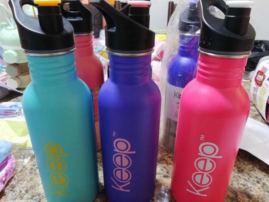Botella Térmica Keep de 600ml