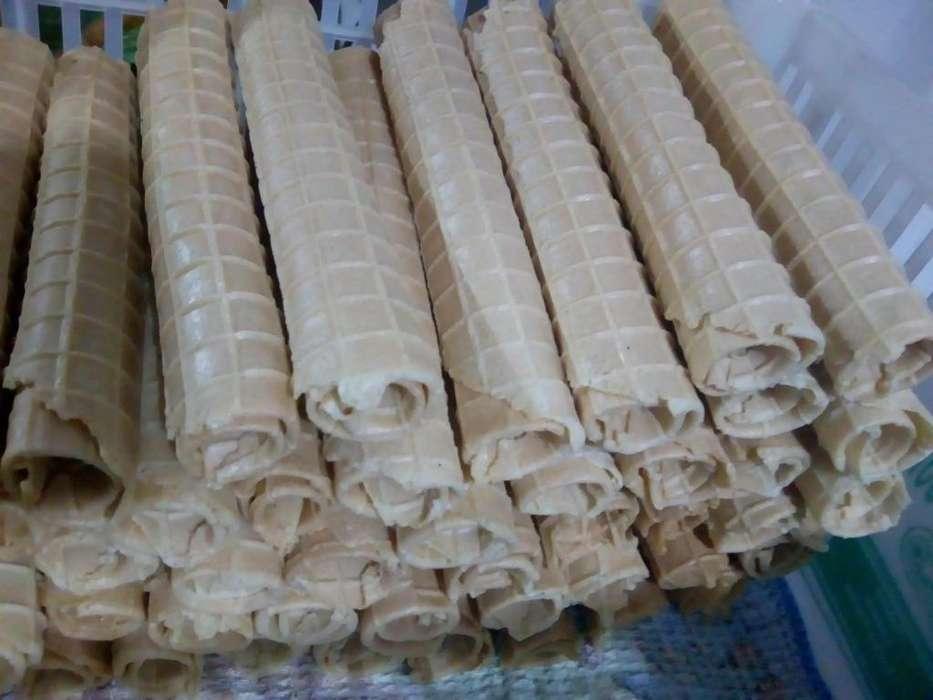 Cubanitos Simples Para Rellenar X 120 Unidades